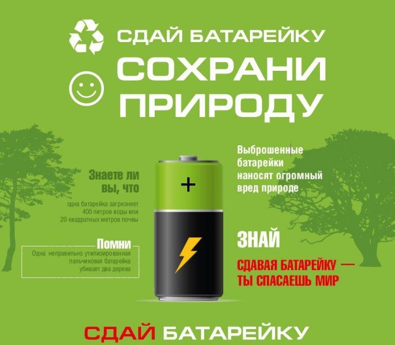 В Приморском крае не поддержали проект утилизации батареек