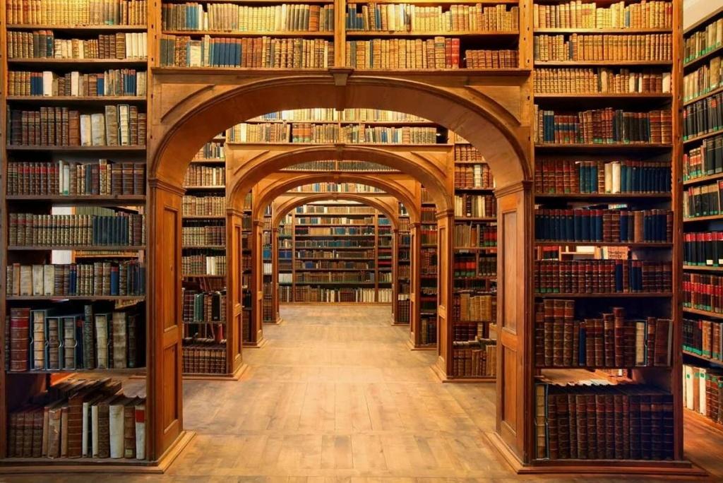 Науные публикации  из библиотеки организации